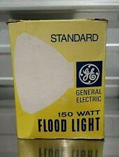 NEW Ge Standard Outdoor Floodlight 150 Watt
