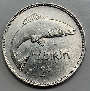 Ireland Silver 1 Florin 1941