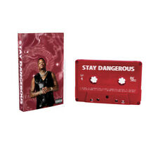 YG Cassette Stay Dangerous sealed new Tape Limited Edition red shell Rap