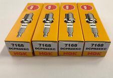 4 Stück NGK Zündkerzen Set DCPR8EKC 7168 spark plugs BMW R 1200 GS / R / S NEU