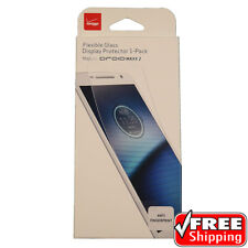 Protector Verizon Motorola Premium Flexible Glass Screen  Droid Maxx 2 NEW