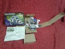 Rare Near mint Zoids Hover Cargo Carrier w box instructions Playset Snail Base