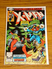 X-MEN UNCANNY ANNUAL #4 VOL1 MARVEL COM DR STRANGE APPS 1980