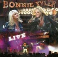 BONNIE TYLER 'LIVE' CD NEUWARE 16 HITS LIVE