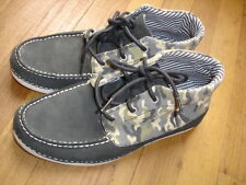 UGG Australia Chaussures montantes Taille 42 cuir + toile  Ref: N24