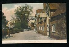 Hants Hampshire NEW FOREST Beaulieu Stuart c1900s PPC by F G O Stuart