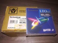 Bande Fujifilm LTO G3 400GB/800GB ULTRIUM Neuve sous Blister LTOFBUL3400GE