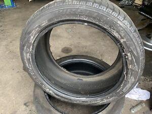 "Part Worn Pirelli Ice Sno Tyres 20"" 255 45 20 100H TYRE 255/45/R20 FREE SHIPPING"