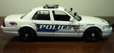 Tallahassee Florida Police 2010 Ford Crown Vic 1:24 Scale, Motor Max