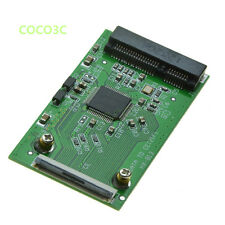 1.8 inch CE to mSATA SSD adaper 40 Pin ZIF LIF to mini SATA Card