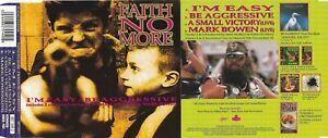 Faith No More - I'm Easy (4 Track Maxi CD)