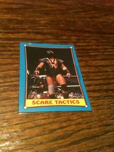 1987 O-Pee-Chee #64 Demolition Scare Tactics Pack Fresh WWE WWF VG Titansports