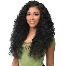 Sensationnel Synthetic Lace Front Wig Empress Edge Boutique 3 Way Free Part 1B