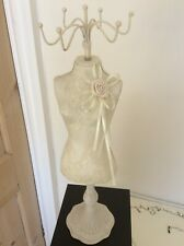 Costume Jewelry Stand Marks And Spencer Cream