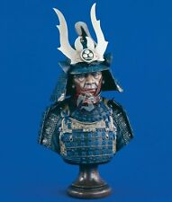 Verlinden 200mm (1/9) Japanese Samurai Warrior Bust [Resin Figure Model] 1749