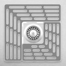 Joseph Joseph Non-Slip SinkSaver Adjustable Sink Protector Mat Two Grid, Gr