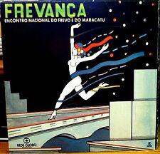 FREVANCA ENCONTRO NACIONAL DO FREVO E DO MARACATU BRAZIL LP RECORD KAYTO NONO