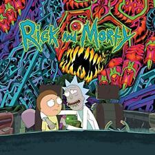 RICK AND MORTY CD - ORIGINAL SOUNDTRACK (2018) - NEW UNOPENED - SUB POP