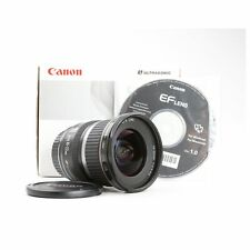 Canon EF-S 3,5-4,5/10-22 USM + TOP (230095)