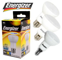 Energizer LED Reflector Bulbs 6w = 40w 9.5W = 50W 12w = 60 WATT SES ES E27 2700k