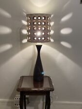 large table lamp used Only One