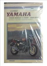 1986-1990 Yamaha YX600 Radian & FZ600 Service Repair Maintenance Manual M388