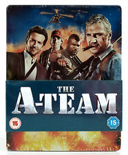A-Team (Play Exclusive Steelbook Blu-Ray + DVD) Theatrical & Extended Cut