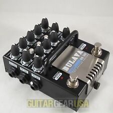 "AMT ELECTRONICS GUITAR PEDAL PREAMP SS-30 ""BULAVA"" 3-channel JFET"