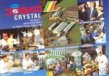 AK, Bodenmais, Joska Crystal, neun Abb., um 1998