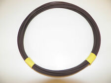 18 Ga. BROWN Abrasion-Resistant General Purpose Wire (TXL) - (25 feet coil)