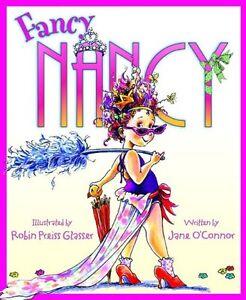 Fancy Nancy by Jane OConnor