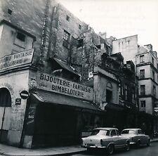 PARIS c. 1960 - Bijouterie Rue des Archives - DIV 9115