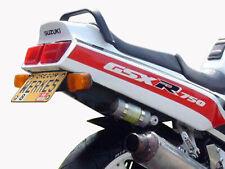 Fender Eliminator Competition Werkes 1S601 for Suzuki GSXR600 & GSXR750