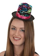 Mini Neon Stringed Top Hat