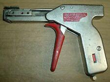 Panduit GS4H Cable Zip Tie Gun, Clamping Tool