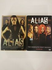 Alias DVD's Complete Season Set including 1st and 2nd Season