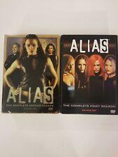 Alias DVD's Complete Season Set including 1st and 2nd Season