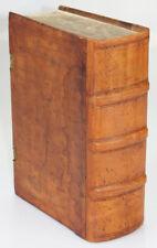 FRÜHE INKUNABEL SPRUCHSAMMLUNG MORAL CATO DISTICHA DE MORIBUS AUGSBURG SORG 1475