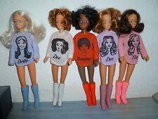 Hasbro Miss Matchbox Disco Girls 1 Puppe zur Auswahl Tia Britt Dee Domino Tony