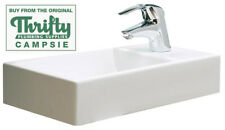 NEW - Argent Mode 450 Wall Basin 1TH No overflow FC10MUL01 (LD109)