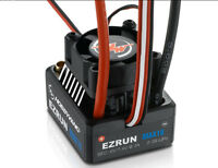 Hobbywing EZRUN MAX10 60A ESC Waterproof Non-inductive Brushless Speed Control