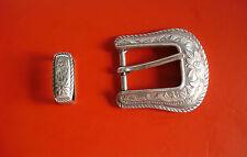 Vintage Western  Belt Buckle