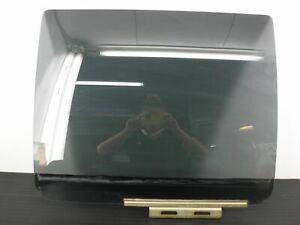 97-04 Mitsubishi Montero Sport Driver Rear Door Glass W/Privacy OEM FD20216YPN