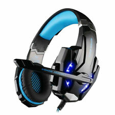 Multifun G9000 Pro Blue Over the Ear Gaming Headset for PlayStation 4