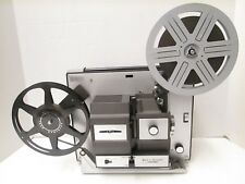 Bell & Howell 456A Dual 8mm / Super 8mm  Movie Projector-Halogen Lamp! New Belt!