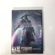 Final Fantasy 14 XIV: A Realm Reborn Online PC DVD game New Factory Sealed
