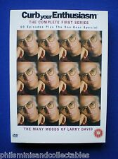 Curb your Enthusiasm   Series 1 DVD   3 disc set