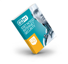 ESET NOD32 INTERNET SECURITY 2021( 2 YEARS 1 PC) ORIGINAL GLOBAL ACTIVATION KEY