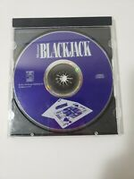 Masque BlackJack CD ROM 1993 Disc Only for Windows FREE SHIPPING