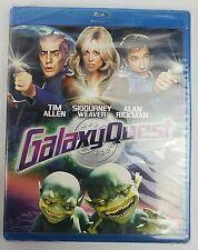 Galaxy Quest Blu-ray Disc 2013 Tim Allen Sigourney Weaver Alan Rickman Sci Fi